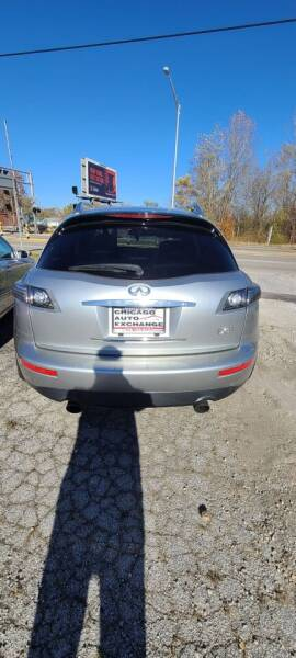 2005 Infiniti FX35 AWD 4dr SUV - South Chicago Heights IL