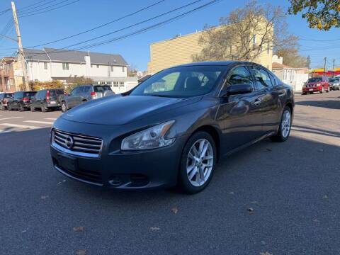 2012 Nissan Maxima for sale at Kapos Auto, Inc. in Ridgewood, Queens NY