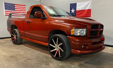 2005 Dodge Ram Pickup 1500 for sale at AUTO-MEX in Caddo Mills TX