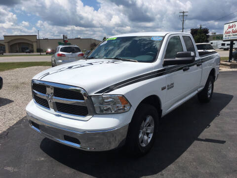 2018 RAM Ram Pickup 1500 for sale at JACK'S AUTO SALES in Traverse City MI