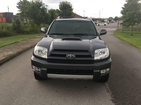 2004 Toyota 4Runner for sale at Abe's Auto LLC in Lexington KY