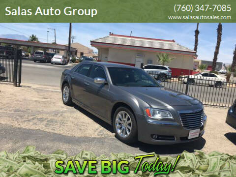 2012 Chrysler 300 for sale at Salas Auto Group in Indio CA