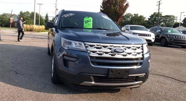 2019 Ford Explorer XLT 4dr SUV - North Olmsted OH