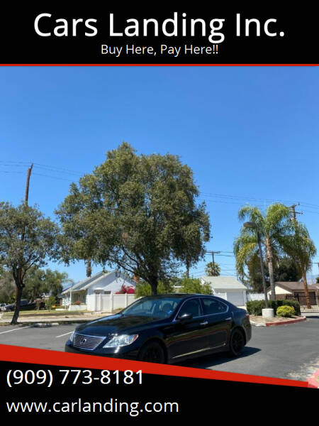 2008 Lexus LS 460 for sale in Colton, CA