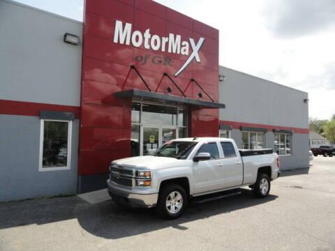 2015 Chevrolet Silverado 1500 for sale at MotorMax of GR in Grandville MI