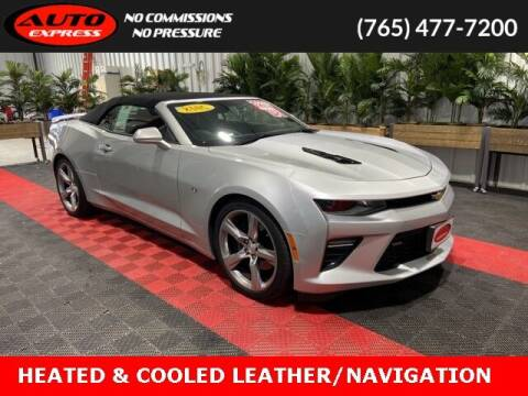 2018 Chevrolet Camaro for sale at Auto Express in Lafayette IN