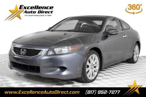 2010 Honda Accord for sale at Excellence Auto Direct in Euless TX