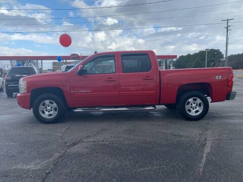 2007 Chevrolet Silverado 1500 for sale at Smooth Solutions 2 LLC in Springdale AR