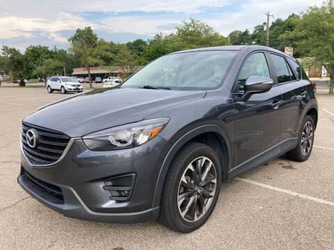 2016 Mazda CX-5 for sale at Borderline Auto Sales in Loveland OH