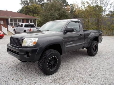 2010 Toyota Tacoma for sale at Carolina Auto Connection & Motorsports in Spartanburg SC