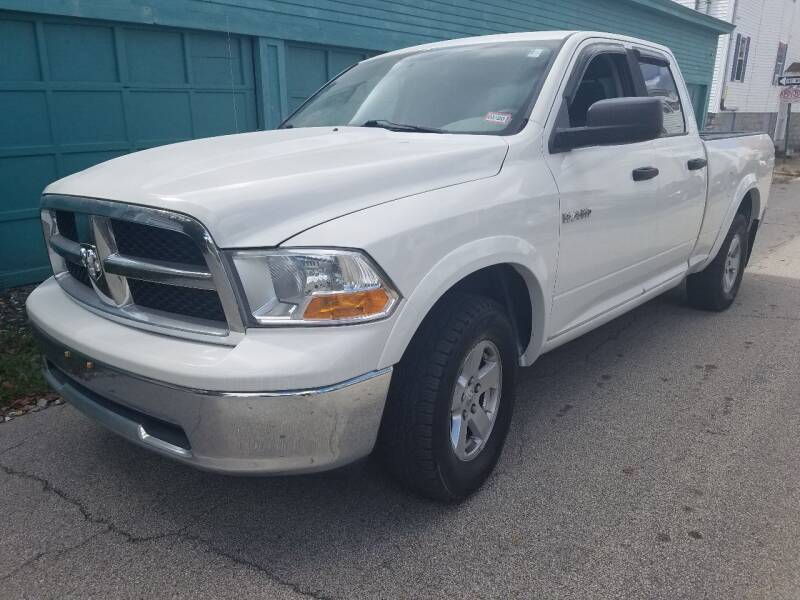 2009 Dodge Ram Pickup 1500 for sale at Amherst Street Auto in Manchester NH