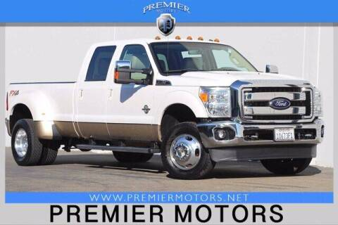 2012 Ford F-350 Super Duty for sale at Premier Motors in Hayward CA