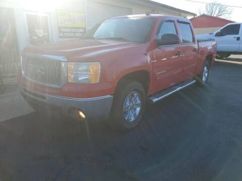 2012 GMC Sierra 1500 for sale at Bailey Family Auto Sales in Lincoln AR