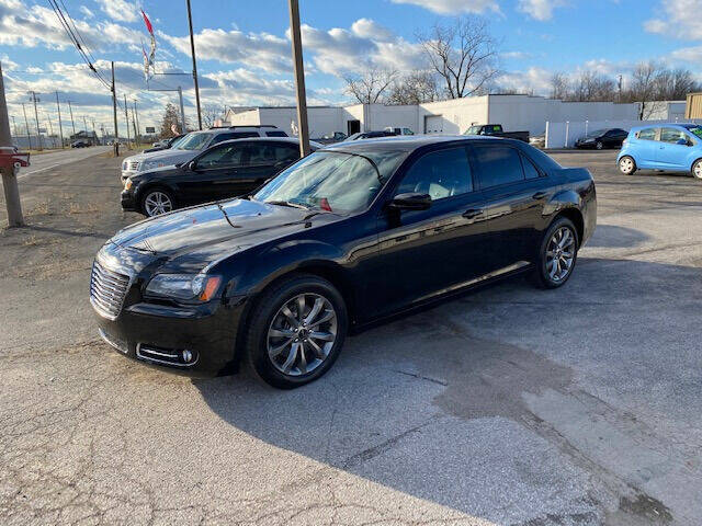 2014 Chrysler 300 for sale at Bruce Kunesh Auto Sales Inc in Defiance OH