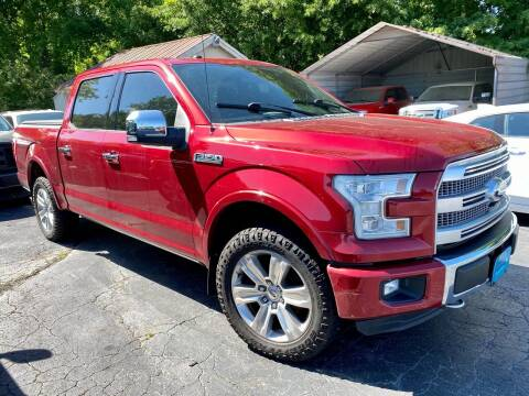 2016 Ford F-150 for sale at Lux Auto in Lawrenceville GA