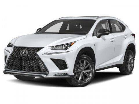 2020 Lexus NX 300 for sale at STG Auto Group in Montclair CA