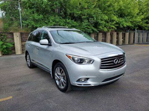 2014 Infiniti QX60 for sale at U.S. Auto Group in Chicago IL