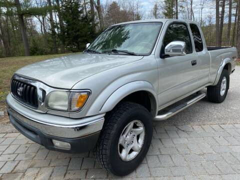 2004 Toyota Tacoma for sale at Amherst Street Auto in Manchester NH