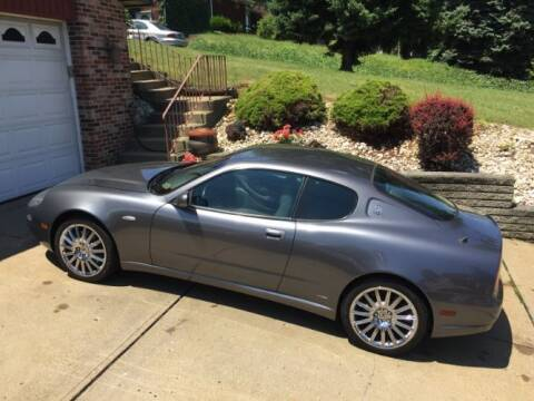 2002 Maserati Cambiocorsa for sale at Classic Car Deals in Cadillac MI