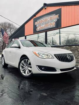 2016 Buick Regal for sale at Harborcreek Auto Gallery in Harborcreek PA