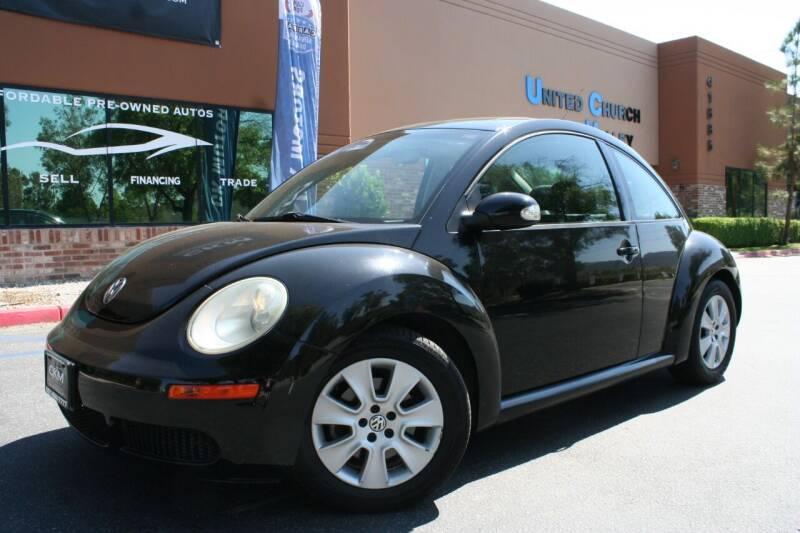 2009 Volkswagen New Beetle for sale at CK Motors in Murrieta CA