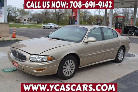 2005 Buick LeSabre for sale at Your Choice Autos - Crestwood in Crestwood IL