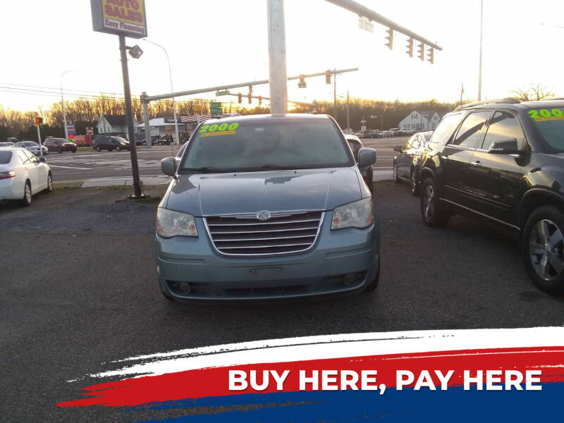 2008 Chrysler Town and Country for sale at Marino's Auto Sales in Laurel DE