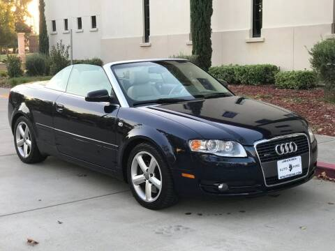 2007 Audi A4 for sale at Auto King in Roseville CA