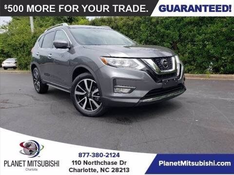 2019 Nissan Rogue for sale at Planet Automotive Group in Charlotte NC
