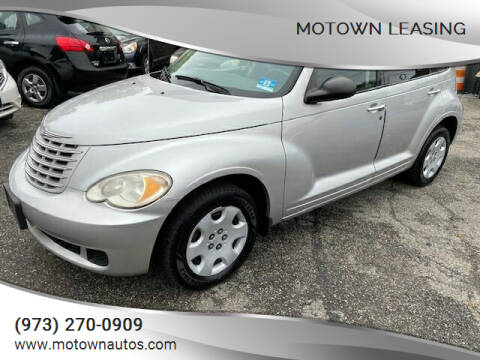 2007 Chrysler PT Cruiser for sale at Motown Leasing in Morristown NJ