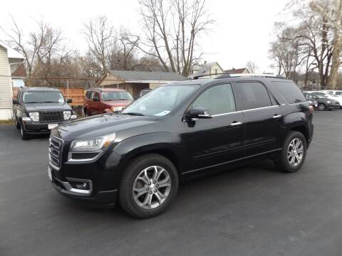 2013 GMC Acadia for sale at Goodman Auto Sales in Lima OH