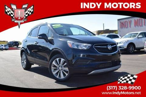 2017 Buick Encore for sale at Indy Motors Inc in Indianapolis IN