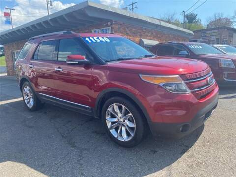 2013 Ford Explorer for sale at PARKWAY AUTO SALES OF BRISTOL - Roan Street Motors in Johnson City TN