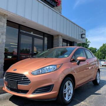 2017 Ford Fiesta for sale at City to City Auto Sales in Richmond VA
