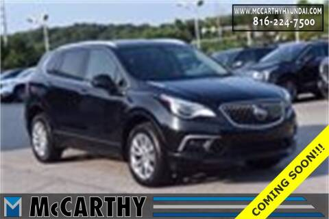 2017 Buick Envision for sale at Mr. KC Cars - McCarthy Hyundai in Blue Springs MO