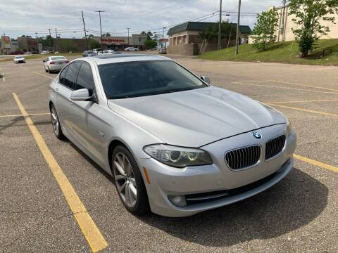 2011 BMW 5 Series for sale at Autofinders in Gulfport MS