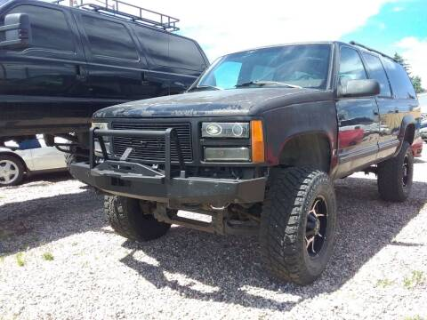 1992 GMC Suburban for sale at DK Super Cars in Cheyenne WY
