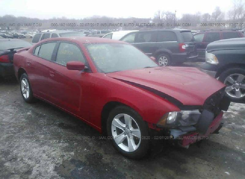 2011 Dodge Charger for sale at RAGINS AUTOPLEX in Kennett MO