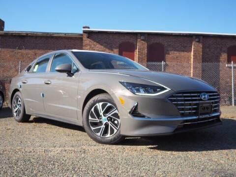 2020 Hyundai Sonata Hybrid for sale at Mirak Hyundai in Arlington MA