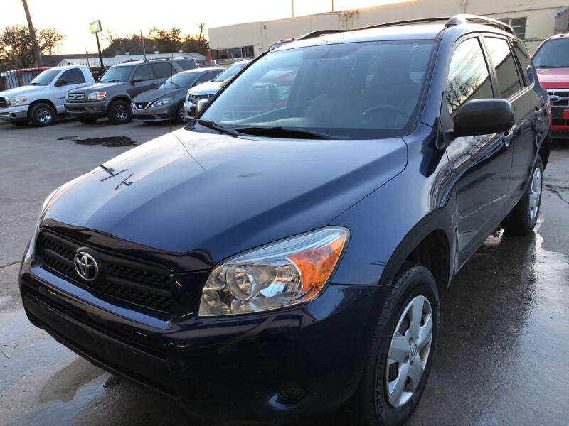 2007 Toyota RAV4 for sale at Auto Access in Irving TX