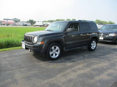 2011 Jeep Patriot for sale at KAISER AUTO SALES in Spencer WI