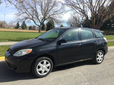 2005 Toyota Matrix for sale at Kevs Auto Sales in Helena MT