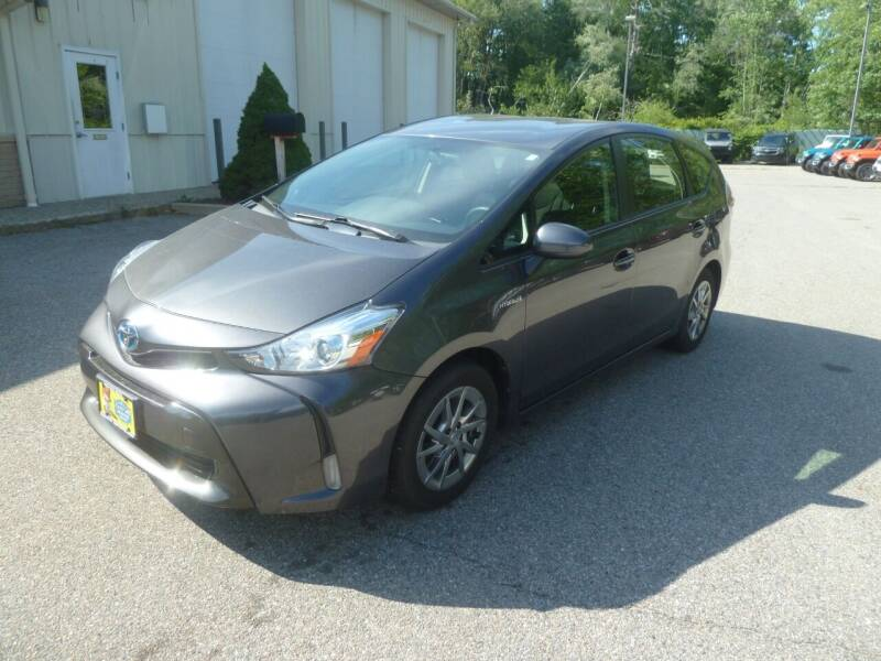 2015 Toyota Prius v for sale at Medway Imports in Medway MA