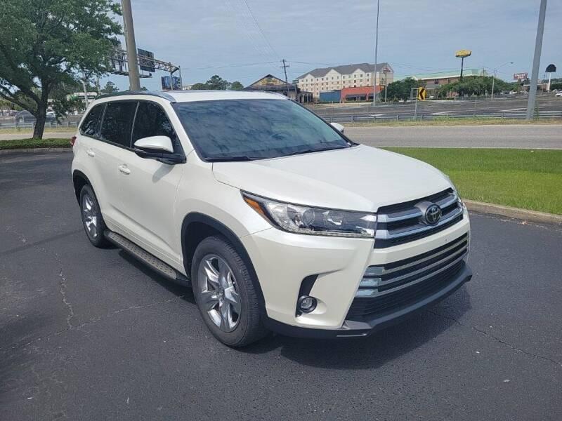 2019 Toyota Highlander for sale in Mobile, AL