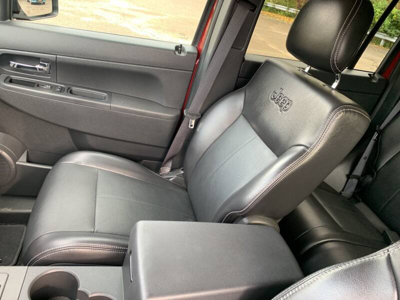 2012 Jeep Liberty 4x4 Latitude 4dr SUV - Newfoundland NJ