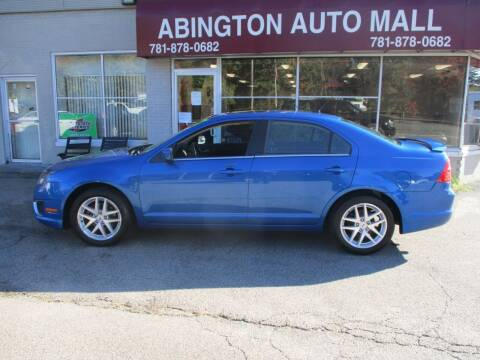 2012 Ford Fusion for sale at Abington Auto Mall LLC in Abington MA