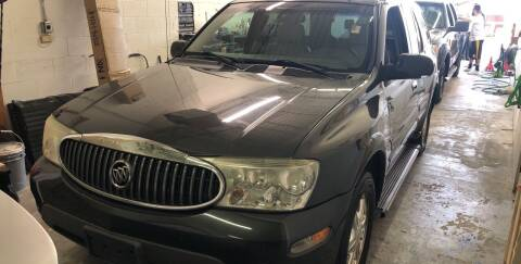 2007 Buick Rainier for sale at Cargo Vans of Chicago LLC in Mokena IL