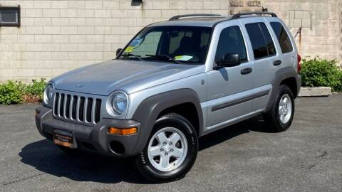 2004 Jeep Liberty for sale at Somerville Motors in Somerville MA