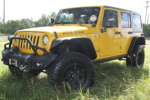 2008 Jeep Wrangler Unlimited for sale at Elite Car Care & Sales in Spicewood TX