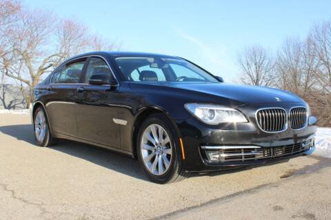 2014 BMW 7 Series for sale at Harrison Auto Sales in Irwin PA
